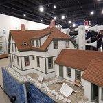 So many lighthouse homestead models