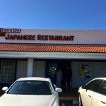 Tokyo Bay Restaurant storefront in St. Petersburgh, FL