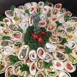 Taste does awesome catering!