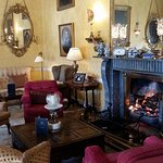 Drawing Room at Longueville House Mallow