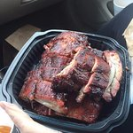 2 lbs of ribs to go!