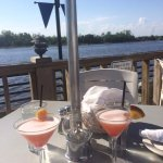 Cocktails by the water!