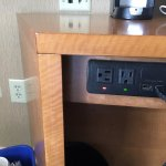 device power outlets