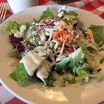 Rheinblick - nice salad
