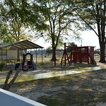 KOA Lumberton playground