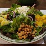 La create salad