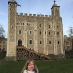 The Tower of London - home to the Crown Jewels!