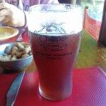 Cerveza de calafate