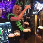We love Guinness