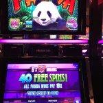 Casino at Four Winds Resort.  April 2017