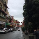 Chinatown on Easter Sunday
