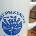 The coffee at First Awakenings is excellent.