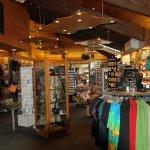 Inside the Hobnail Shop Fox Glacier