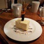 White Chocolate Cheescake