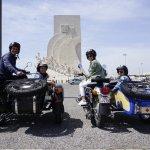 Sidecar tour of Lisbon