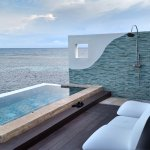 Pool/outdoor showers