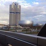BMW-Zentrale Foto