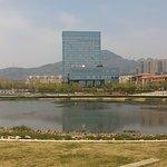 Sheraton Qingdao Licang Hotel Foto