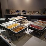 Big Breakfast Buffet, Fresh and hot daily from 7:00am
