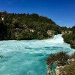 Photo de Huka Falls tracks