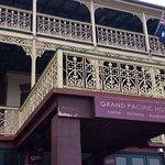 Grand Pacific Hotel Lorne Foto