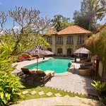 Photo de Hotel Villa-Ubud