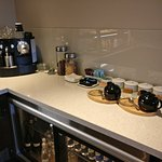 Executive Lounge - hot drinks