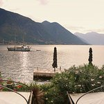 Most our rooms have a view onto the Bay of Kotor