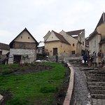 3 castels tour , Rasnov Fortress