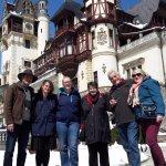3 Castles tour , Peles Castle
