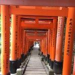 Photo of Fushimi Inari-taisha Shrine