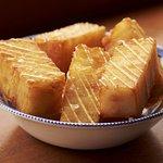Confit potatoes