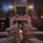 First floor private dining room