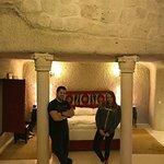 Photo de Hezen Cave Hotel