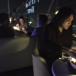 Rooftop Bar (33rd floor)
