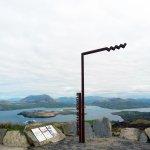 Top of Geokaun Mountain - looking out to Slea / Dingle peninsula