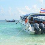 The Boat to Phi Phi Island Tour - Plenty of Horse Power
