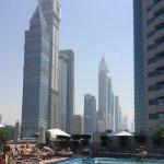Crowne Plaza Dubai Foto
