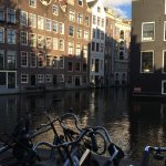 Canal view from Red Light District.