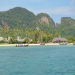 Our first Snorkel Spot at Phi Phi Island