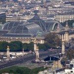 Pont Alexandre III. vom Hochhaus Montparnasse