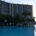 Condos may need tlc but the lagoon pool and beaches are spectacular. We thoroughly enjoyed pound