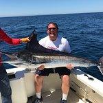 Fourth marlin landed