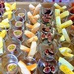 Breakfast display
