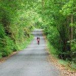Vuelta en bici