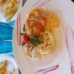 Zefyros Family Fish Taverna Foto