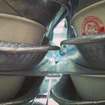 Cold milk custard