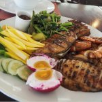 Grilled Seafood is a must-try