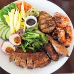 Grilled Seafood is amust-try