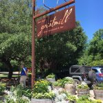 The gristmill sign
